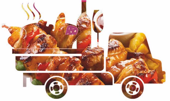 «Виалон» помогла развить службу доставки еды