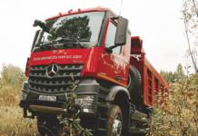Караван от Mercedes-Benz Trucks