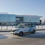 Обновленный Hyundai H1 для большой семьи и не только
