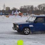 Зимний спринт